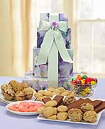 Snack Gift Towers From $29.95 Delivered to Pocatello, ID