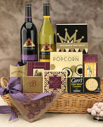 Wine Baskets Delivered To Pocatello, ID