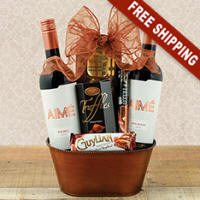 Argentinean Duo Wine Gift Basket