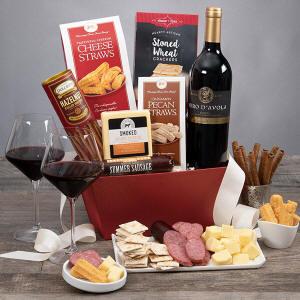 Wine Baskets Send A Wine Gift Basket