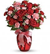 Dance With Me Red Roses Flower Bouquet $44.95