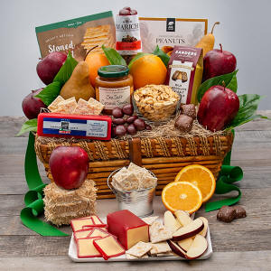 Orchards Abundance Fruit Gift Basket 89.99