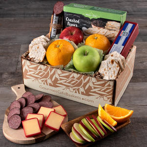 Local Fruit Harvest Gift Box