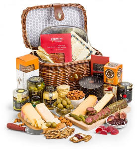 Select Charcuterie and Gourmet Cheese Hamper $199.95