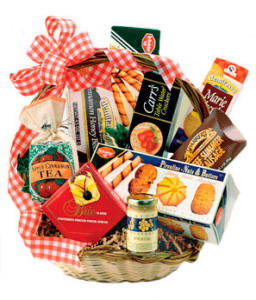 New York Gourmet Goodies Basket $49.99