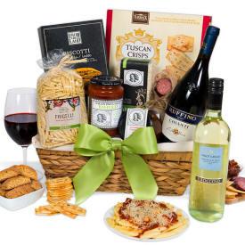 Italian Gourmet Duo 159.99 Special Free Shipping