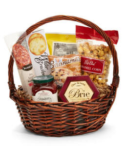 The Perfect Gourmet Basket $59.99