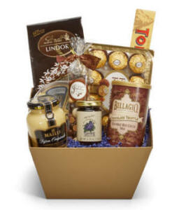 Perfectly Decadent Gift Basket $59.99