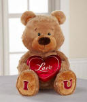 Valentines Day I Love You Teddy Bear
