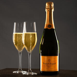 Veuve Wine Yellow Label 750ml 64.99