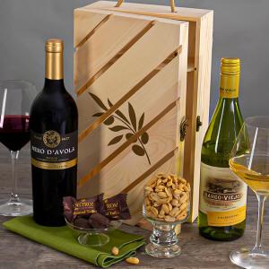 White Wine Duo Crate 79.99
