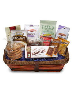 Send A Cookie Gift Basket Today