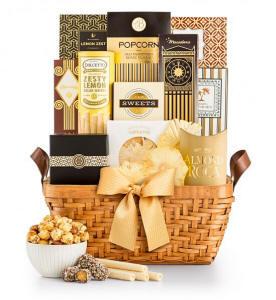 As Good As Gold Gourmet Gift Basket $49.95