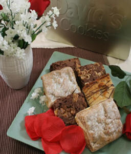 Assorted Brownie & Crumb Cake Sampler