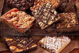 Assorted Jumbo Brownie Sampler 39.95 Delivered To Tennessee Tomorrow