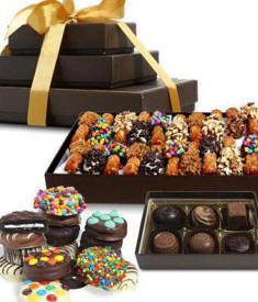Chocolate Dipped Favorites $69.99