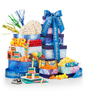 The First Yoakum Birthday Gift Baskets Were Sent A Long Time Ago When Idea Came Along And Tradition Of Giving Actually Started