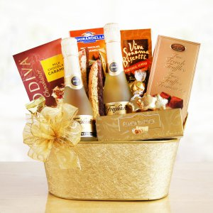 Best Champagne & Chocolate Gift Basket In Oklahoma
