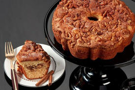 Viennese Cinnamon and Walnuts Coffee Cake Delivery
