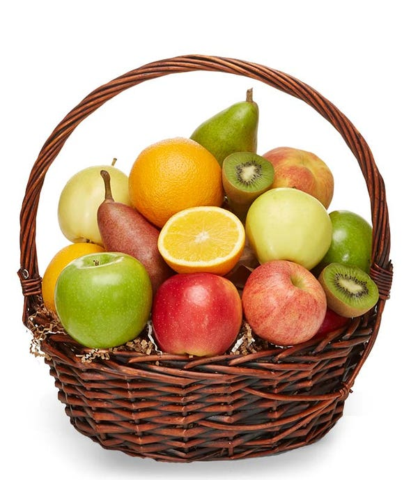 Deluxe Fruit Basket $54.95
