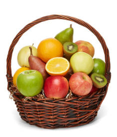 Deluxe Fruit Basket $39.99