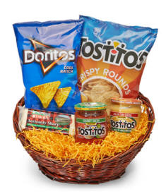 Fiesta Gift Basket $44.99 Same Day Delivery