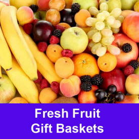 Orchard Fresh Fruit Baskets Delivered Today