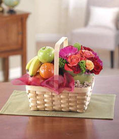 Fruit and Flower Delivery Same Day Delivery To  Fairlee
