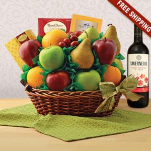Garden Fresh Fruit Gift