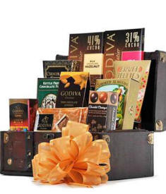 Godiva Chocolate Chest $99.99