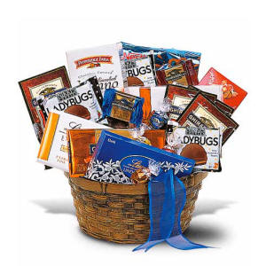 Gourmet Chocolate Lovers Basket