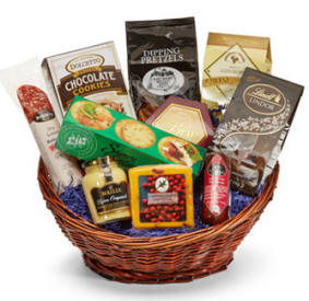 Gourmet Deluxe Gift Basket $54.99 Same Day