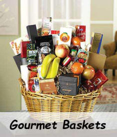 Same Day Delivery Gourmet Gift Basket Today