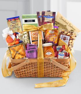 Gourmet Kosher Basket