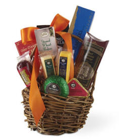 Gourmet Party Gift Basket