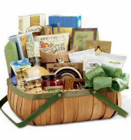 Gourmet Gift Basket 79.99 Same Day Delivery to Bomoseen