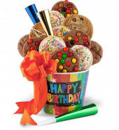 Birthday Cookies and Gifts Delivered in Pocatello, Idaho, ID