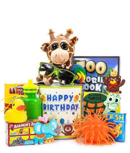 Birthday Giraffe Gift