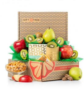 Harvest Fruit & Snack Gift $39.95