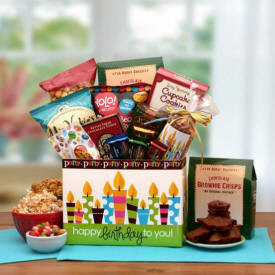 Its Your Birthday Party Box Cookies And Brownies
