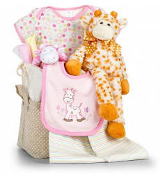 Jungle Adventure Baby Gift Set Girl Same Day Delivery