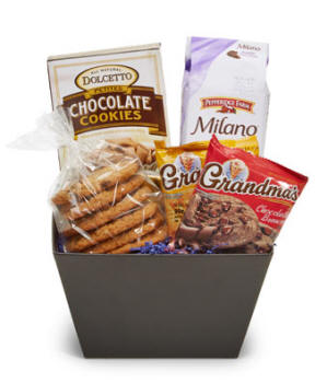 Fresh Cookie Basket