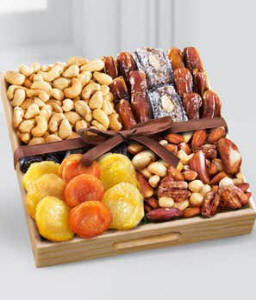 Kosher Fruit Nut Tray $49.99 Delivered The Next Day