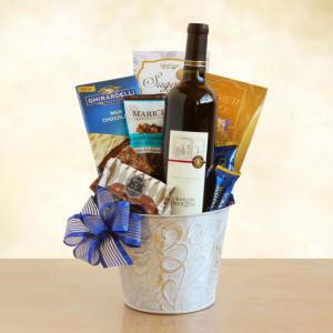 Kosher Silver Wine Gift $59.99