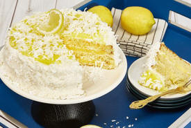 Lemon Coconut Cake 49.95