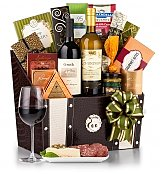 Same Day Wine Baskets - Wine Basket Delivery