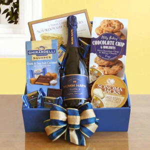 Magical Mumms Wine Gift Basket $75.99