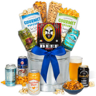 Microbrew Beer Bucket Gift Delivery