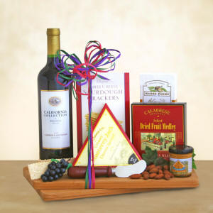 Napa Valley Wine Tasting Gift Basket $47.49