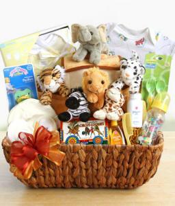 Noahs Ark Baby Gift Basket